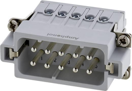 Stifteinsatz versilberte Kontakte Amphenol C146 10A010 002 4 1 St.