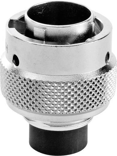Kabelstecker - Serie RT360™ Kabelstecker Nennstrom (Details): 13 A Pole: 8 RT0612-8PNH Amphenol Inhalt: 1 St.