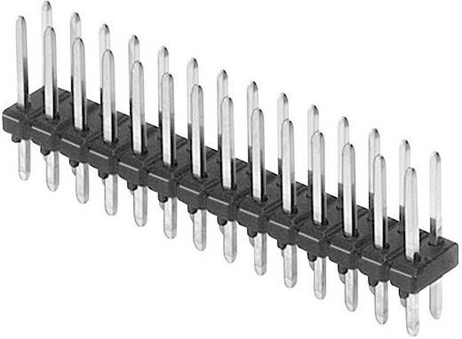 Stiftleiste (Standard) Anzahl Reihen: 2 Polzahl je Reihe: 4 W & P Products 944-13-008-00 1 St.