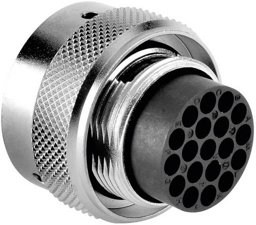 Kabelstecker - Serie RT360™ Kabelstecker Nennstrom (Details): 13 A Pole: 19 RT0616-19PNH Amphenol Inhalt: 1 St.