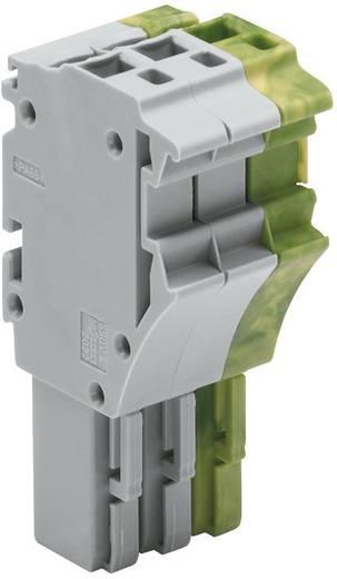 1-Leiter-Federleisten Serie 2022 0.25 - 2.5 mm² 2022-103/000-036 Grün-Gelb, Grau WAGO 1 St.