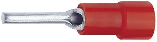 Stiftkabelschuh 0.5 mm² 1 mm² Teilisoliert Rot Klauke 705 1 St.