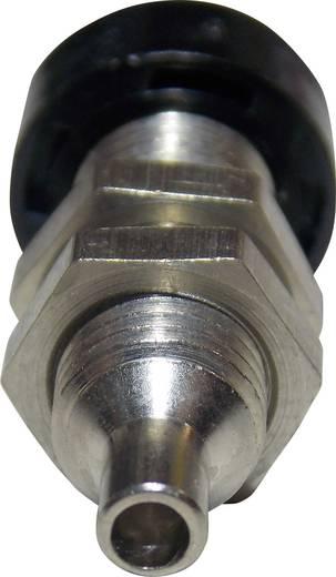 Laborbuchse Buchse, Einbau vertikal Stift-Ø: 4 mm Schwarz Schützinger BU 403 sz 1 St.