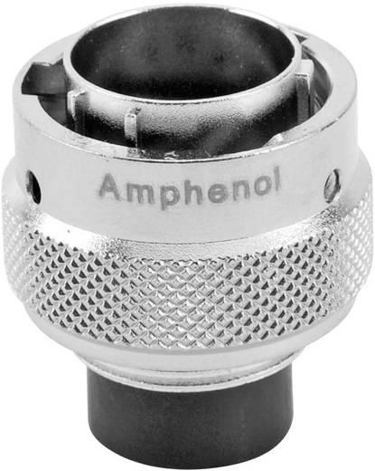 Kabelstecker - Serie RT360™ Kabelstecker Nennstrom (Details): 23 A / 13 A Pole: 4 RT0614-4PNH Amphenol Inhalt: 1 St.