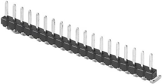 Stiftleiste (Standard) Anzahl Reihen: 1 Polzahl je Reihe: 34 W & P Products 946-13-034-00 1 St.