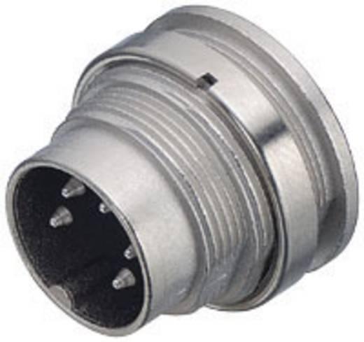 Miniatur-Rundsteckverbinder Serie 682 Pole: 3 DIN Flanschstecker 7 A 09-0307-80-03 Binder 1 St.