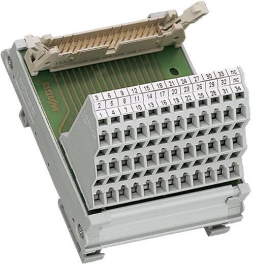 Übergabebaustein für Flachbandkabel Stecker 0.08 - 2.5 mm² Pole: 34 34 WAY,IDC CONN.TO PCB TERMINALS WAGO Inhalt: 1 St.