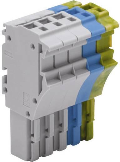 1-Leiter-Federleisten Serie 2022 0.25 - 2.5 mm² Grün-Gelb, Blau, Grau WAGO 1 St.
