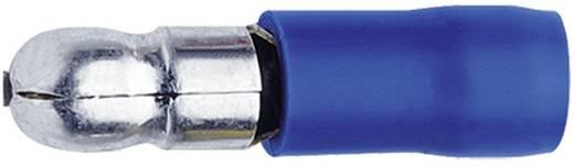Rundstecker 1.5 mm² 2.50 mm² Stift-Ø: 5 mm Teilisoliert Blau Klauke 1030 1 St.