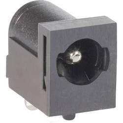Nízkonapäťový konektor zásuvka, vstavateľná horizontálna TRU COMPONENTS 5.5 mm, 2.5 mm, 50 ks