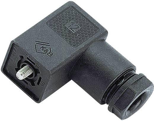 Magnetventilsteckverbinder Bauform C Serie 235 Schwarz 43-1930-000-03 Pole:2+PE Binder Inhalt: 20 St.