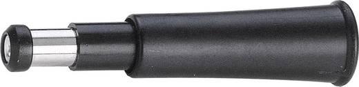 Niedervolt-Steckverbinder Stecker, gerade 4.95 mm 1.95 mm Conrad Components 1 St.