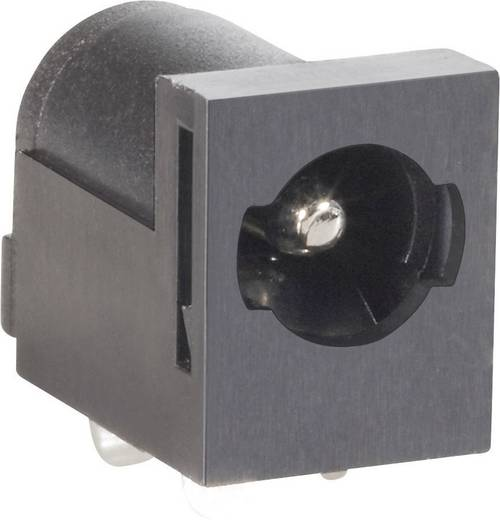 BKL Electronic 072819 Niedervolt-Steckverbinder Buchse, Einbau horizontal 5.85 mm 2.5 mm 1 St.