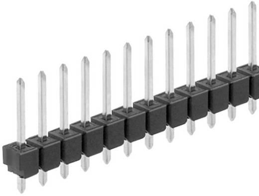 Stiftleiste (Standard) Anzahl Reihen: 1 Polzahl je Reihe: 36 Fischer Elektronik SL 20 THR 097/ 36/Z 1 St.