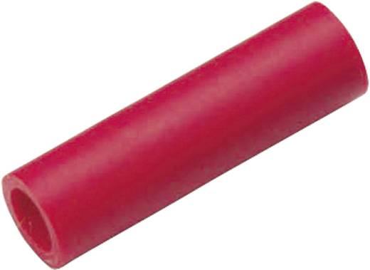 Parallelverbinder 0.1 mm² Vollisoliert Gelb Cimco 180318 1 St.