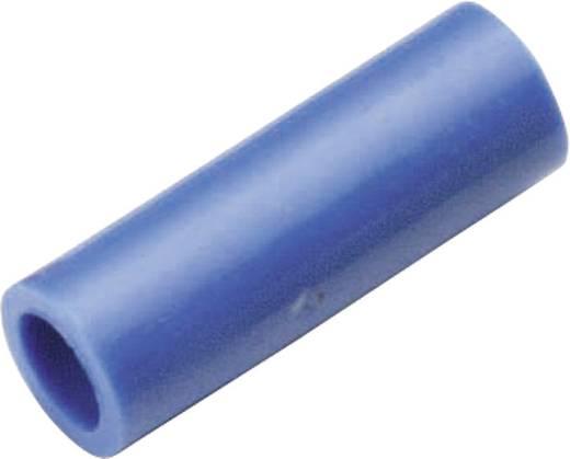 Parallelverbinder 1.5 mm² Vollisoliert Blau Cimco 180322 1 St.