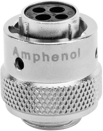 Kabeldose - Serie RT360™ Nennstrom (Details): 13 A / 5 A Pole: 2x2 RT0610-2SNH Amphenol