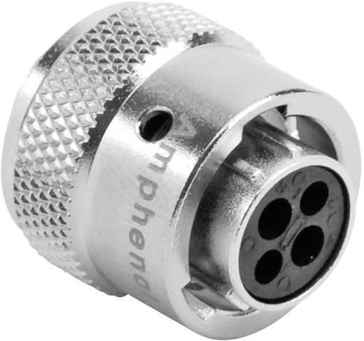 Rundstecker Buchse, gerade Serie (Rundsteckverbinder) RT360™ Gesamtpolzahl 4 7 A RT0610-2SNH Amphenol