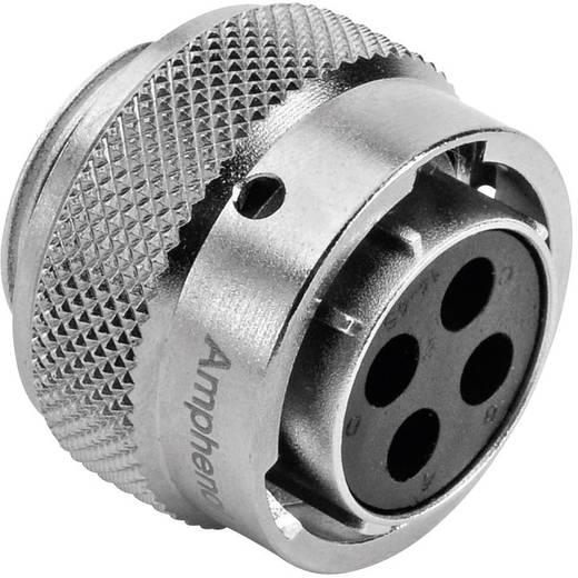Rundstecker Buchse, gerade Serie (Rundsteckverbinder) RT360™ Gesamtpolzahl 4 7 A RT0614-4SNH Amphenol
