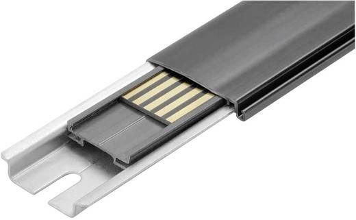 Trägerprofil für die Bus-Leiterplatte Weidmüller CH20M BUS-PROFIL TS TS 35X7.5 & 250 1248150000 1 St.