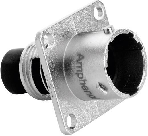 Gerätestecker - Serie RT360™ Vierkantflansch Nennstrom (Details): 5 A Pole: 6 RT0010-6PNH Amphenol