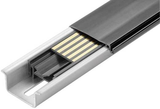 Abdeckplatte Weidmüller CH20M BUS-ADP TS 35X15/750 1248250000 1 St.