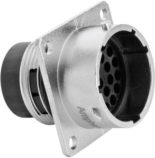 Gerätestecker - Serie RT360™ Vierkantflansch Nennstrom (Details): 5 A Pole: 26 RT0016-26PNH Amphenol