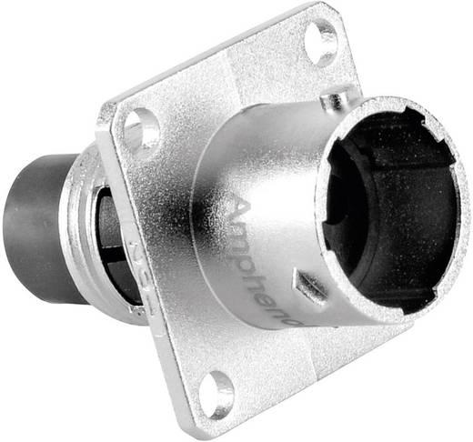 Gerätestecker - Serie RT360™ Vierkantflansch Nennstrom: 13 A Pole: 4 RT0010-4PNH Amphenol