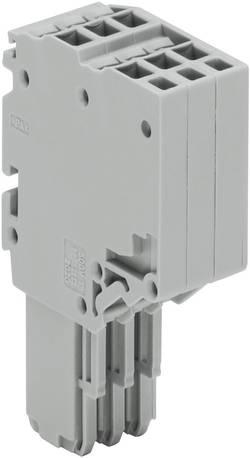 Connecteur femelle 1 conducteur X-COM® S-SYSTEM-MINI WAGO 2020-204 1 pc(s)
