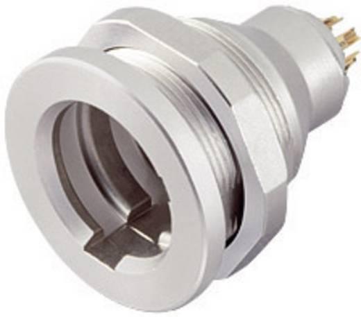 Subminiatur-Rundsteckverbinder Serie 430 Pole: 5 Flanschstecker 4 A 09-4915-015-05 Binder 1 St.