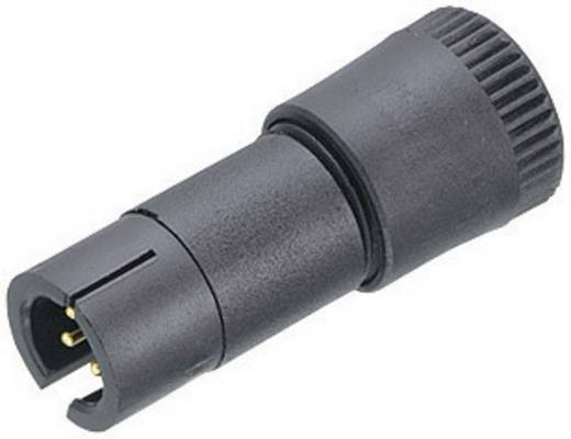 Subminiatur-Rundsteckverbinder Serie 719 Pole: 4 Kabelstecker 3 A 09-9767-70-04 Binder 1 St.