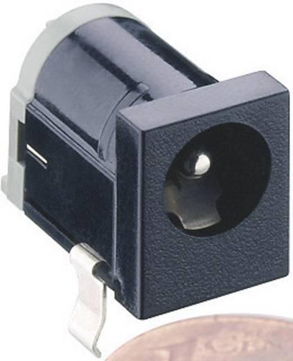 Niedervolt-Steckverbinder Buchse, Einbau horizontal 6.3 mm 2 mm Lumberg 1613 18 1 St.