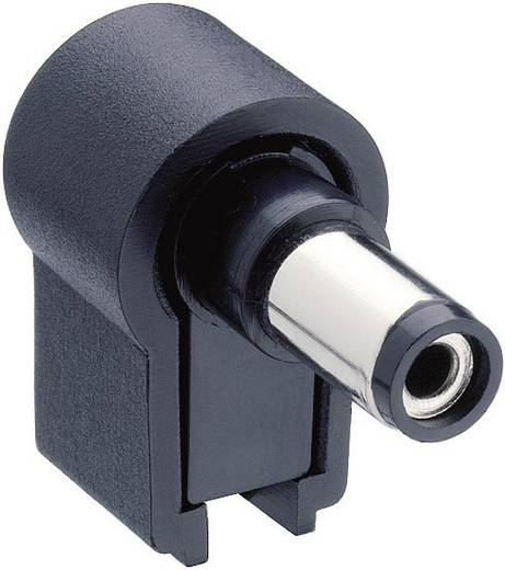 Lumberg NES/J 21 W Niedervolt-Steckverbinder Stecker, gewinkelt 5.5 mm 2.1 mm 1 St.
