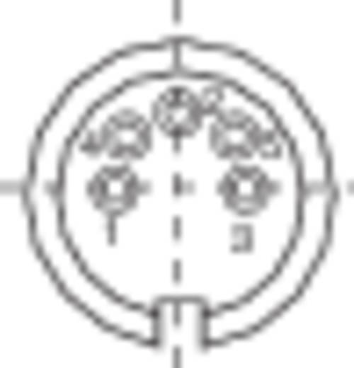 Miniatur-Rundsteckverbinder Serie 581 und 680 Pole: 5 Kabeldose 6 A 99-2014-220-05 Binder 1 St.