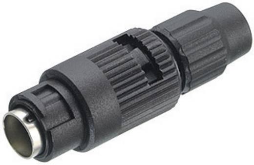Subminiatur-Rundsteckverbinder Serie 710 Pole: 5 Kabelstecker 3 A 99-0995-100-05 Binder 1 St.