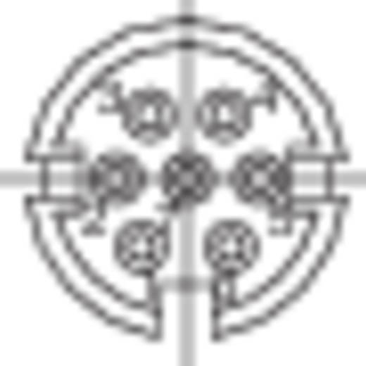 Kabelstecker mit Lötöse, schirmbar Pole: 7 Kabelstecker 5 A 99-2025-02-07 Binder 1 St.