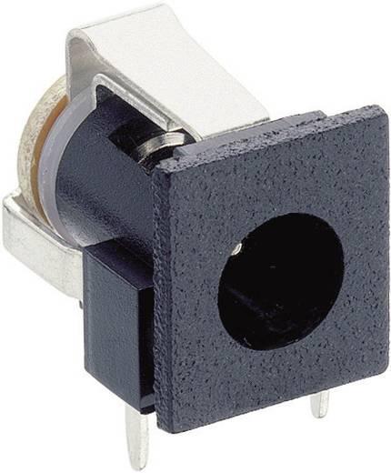Niedervolt-Steckverbinder Schaltkontakt-Art: Öffner Buchse, Einbau horizontal 6.6 mm 1.9 mm Lumberg NEB 1 R 1 St.