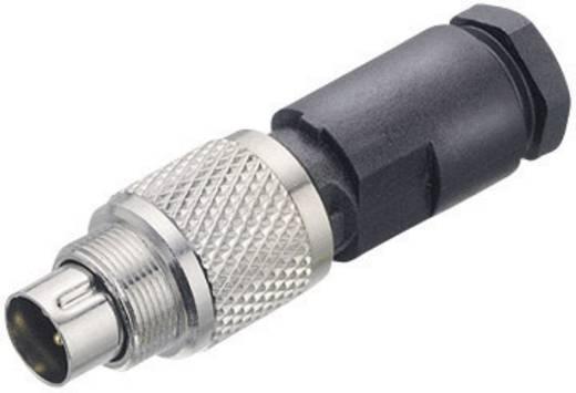 Subminiatur-Rundsteckverbinder Serie 712 Pole: 5 Kabelstecker, gerade 3 A 99-0413-00-05 Binder 1 St.