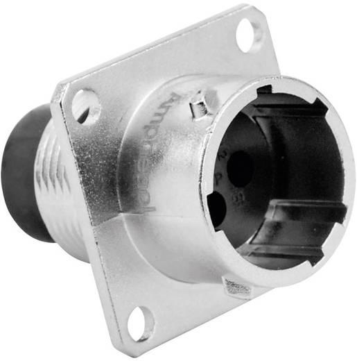 Gerätestecker - Serie RT360™ Vierkantflansch Nennstrom: 13 A Pole: 3 RT0012-3PNH Amphenol
