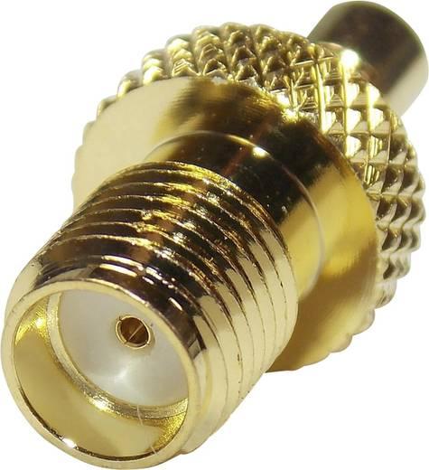SMA-Adapter SMA-Buchse - SMB-Stecker BKL Electronic 0409056 1 St.