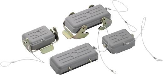 Schutzdeckel mit 4 Bolzen für Anbau-, Sockel-, Kupplungsgehäuse, Fangschnur mit Kabelschuh Serie H-B 24 H-B 24 10118000