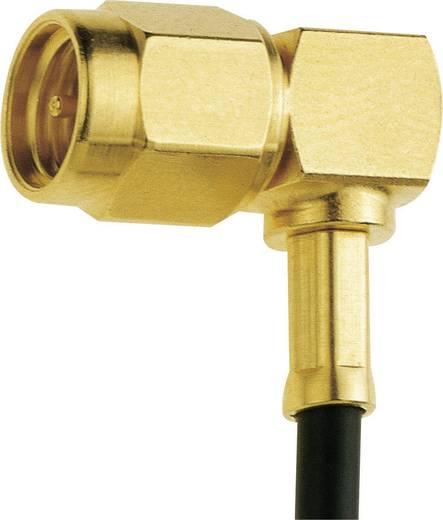 SMA-Steckverbinder Stecker, gewinkelt 50 Ω IMS 280.42.1420.021 1 St.