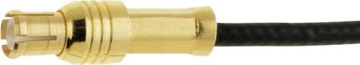 MCX-Steckverbinder Stecker, gerade 50 Ω IMS 001.01.1310.021 1 St.
