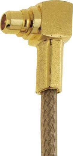 MMCX-Steckverbinder Stecker, gewinkelt 50 Ω IMS 968.09.1420.011 1 St.