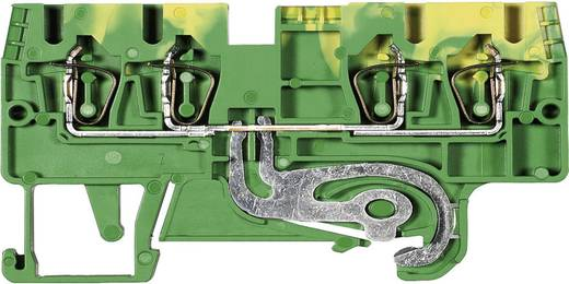 Schutzleiterklemme fasis WKFN 16 SL/35 Wieland Grün-Gelb Inhalt: 1 St.