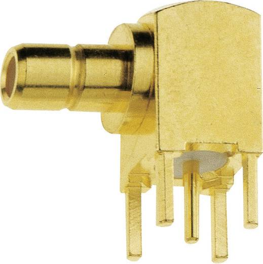 SMB-Steckverbinder Stecker, Einbau horizontal 50 Ω IMS 142.11.1520.003 1 St.
