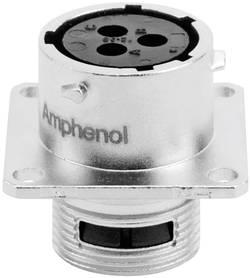 Přístrojová krabička Amphenol RT0012-3SNH, 3pól., spojka rovná