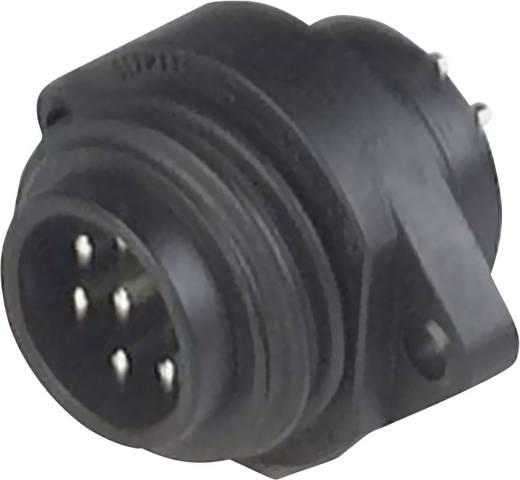 Steckverbinder für Netzspannung CA-Serie Pole: 3 + PE Gerätestecker 16 A/AC/10 A/DC 932 322-100 Hirschmann 1 St.