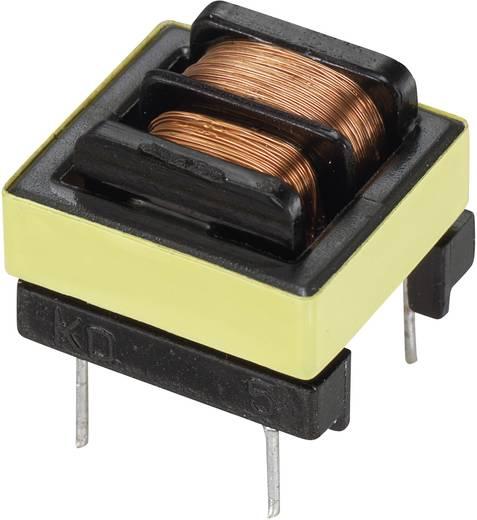 Miniatur-Übertrager Impedanz: 55 Ω Primärspannung: 1.55 V Windungsverhältnis: 1:3 Inhalt: 1 St.