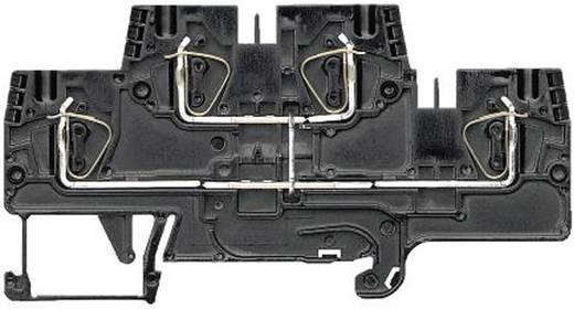 Etagenklemme vertiakal verbunden fasis WKFN 4 E/VB/35 noir Wieland Schwarz Inhalt: 1 St.